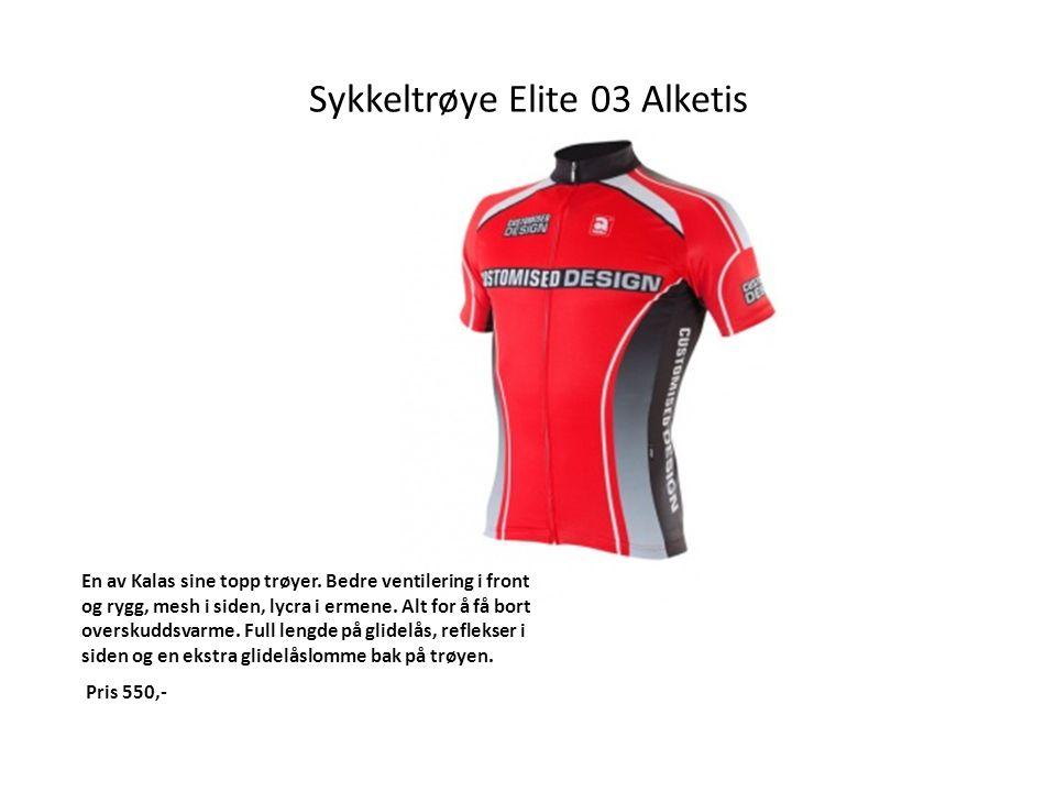 Sykkeltrøye Elite 03 Alketis