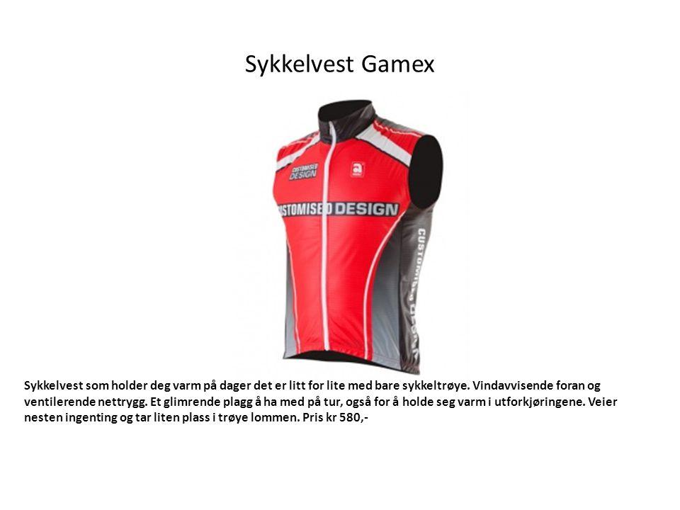 Sykkelvest Gamex