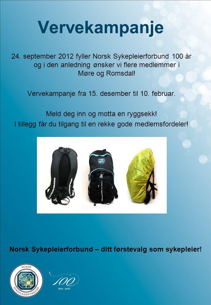 Norsk Sykepleierforbund – ditt førstevalg som sykepleier!