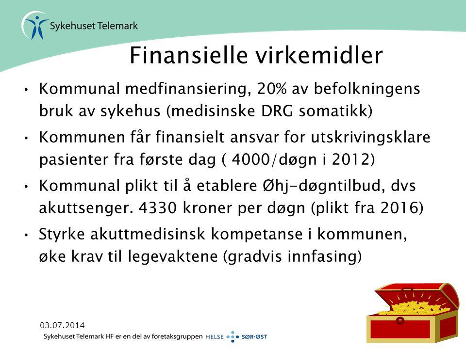 Finansielle virkemidler