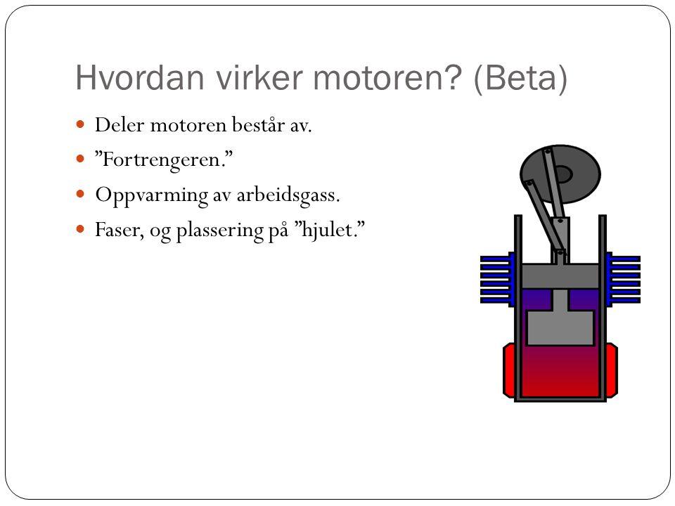 Hvordan virker motoren (Beta)