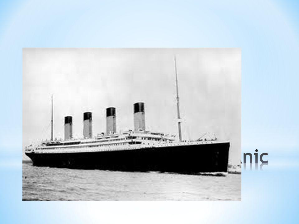 Skipet Titanic