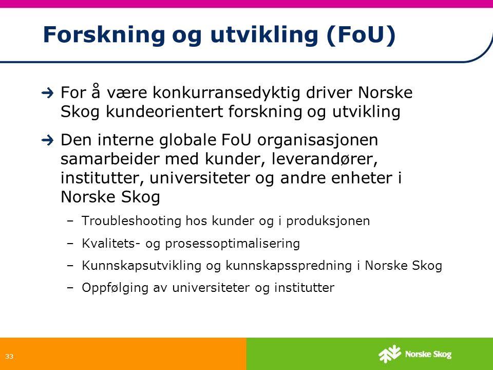 Forskning og utvikling (FoU)