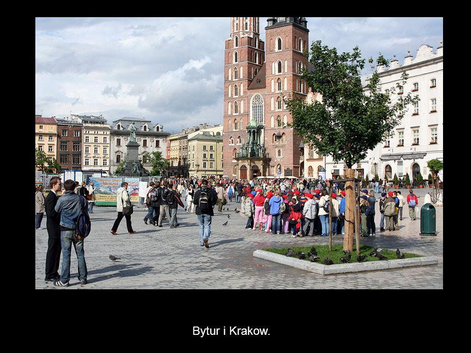 Bytur i Krakow.
