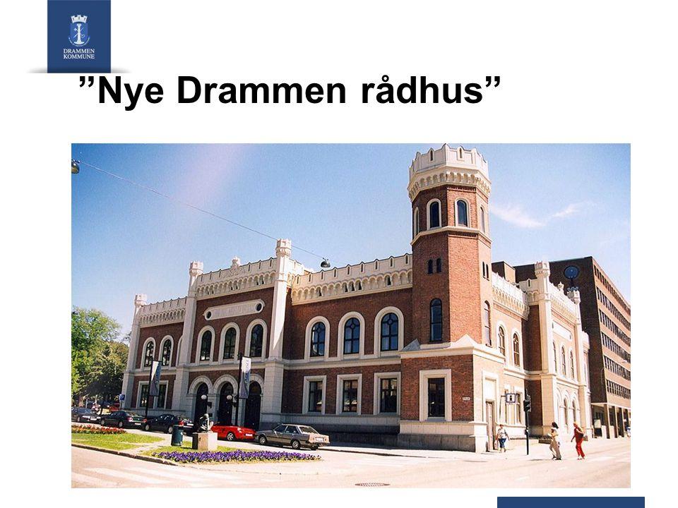 Nye Drammen rådhus
