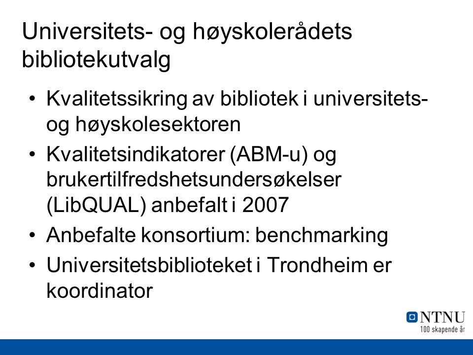 Universitets- og høyskolerådets bibliotekutvalg