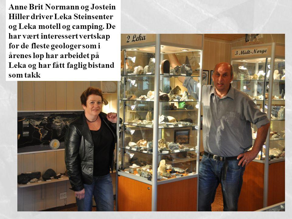 Anne Brit Normann og Jostein
