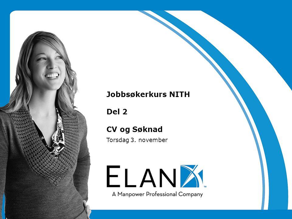 Jobbsøkerprosess Del 1 – Forberedelse og strategiplan, 6. oktober
