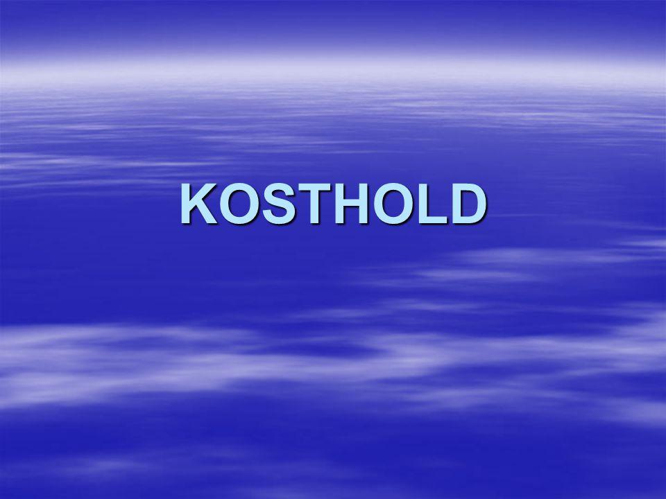 KOSTHOLD