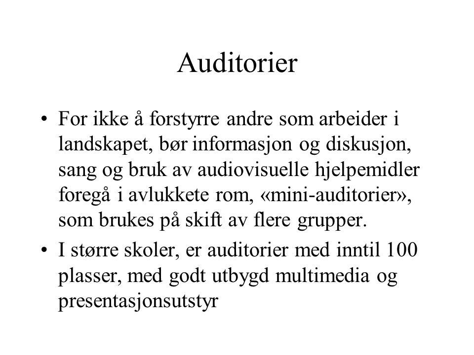 Auditorier