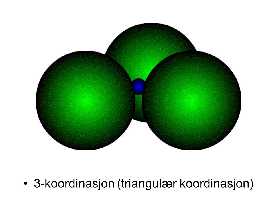 3-koordinasjon (triangulær koordinasjon)