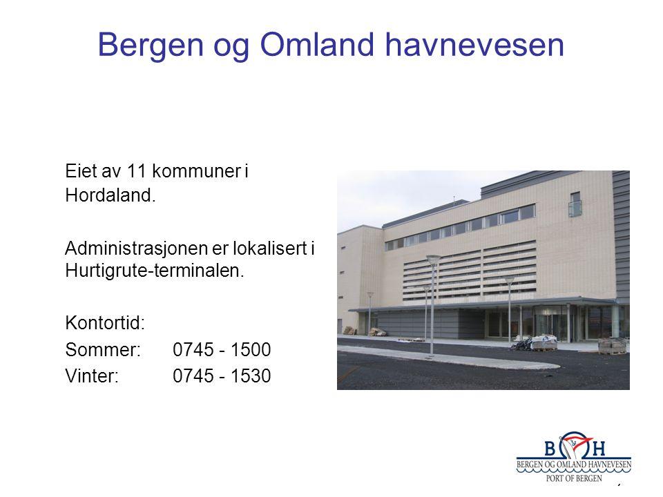 Bergen og Omland havnevesen