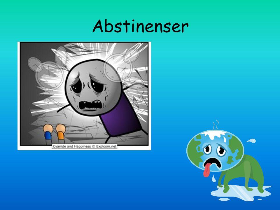 Abstinenser