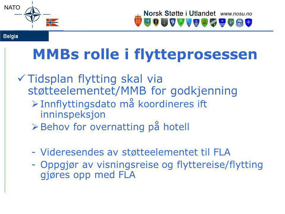 MMBs rolle i flytteprosessen