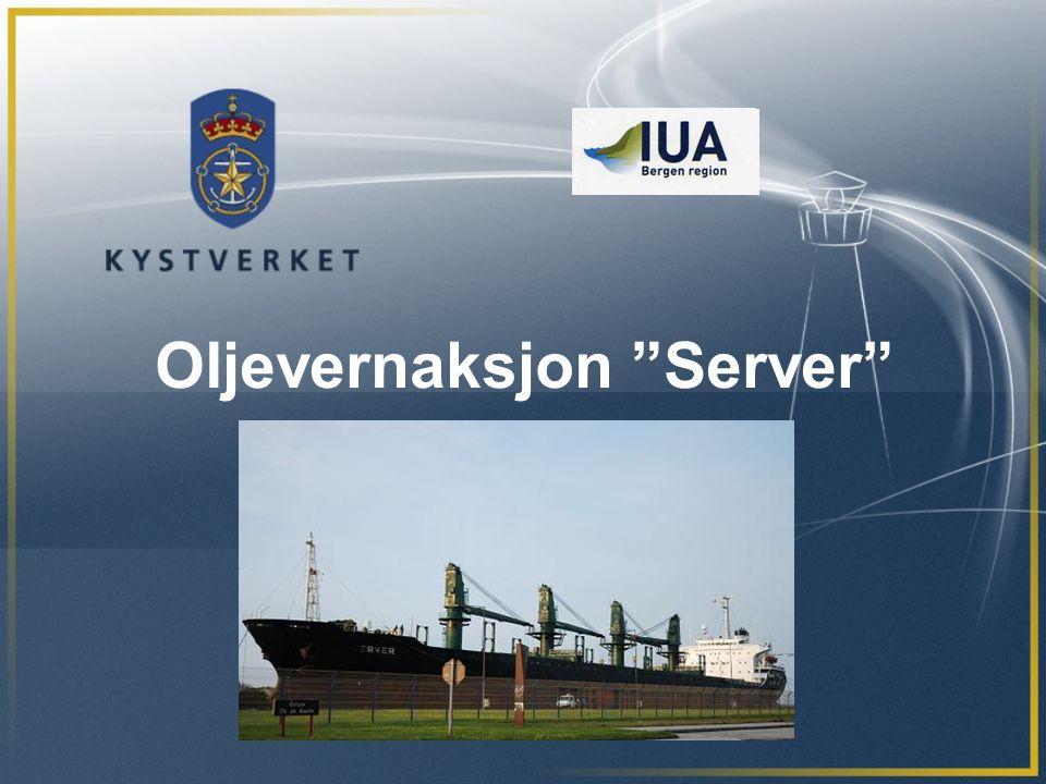 Oljevernaksjon Server