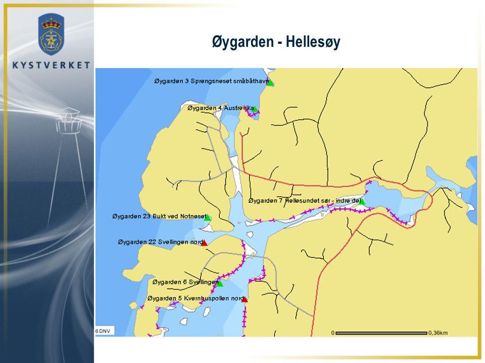 Øygarden - Hellesøy