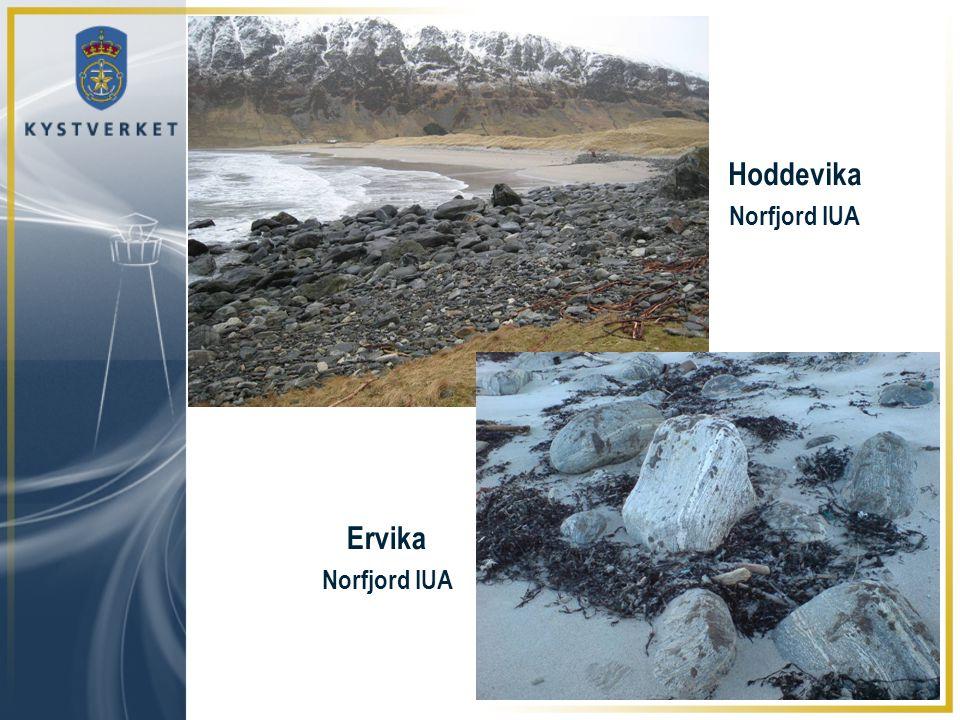 Hoddevika Norfjord IUA Ervika Norfjord IUA