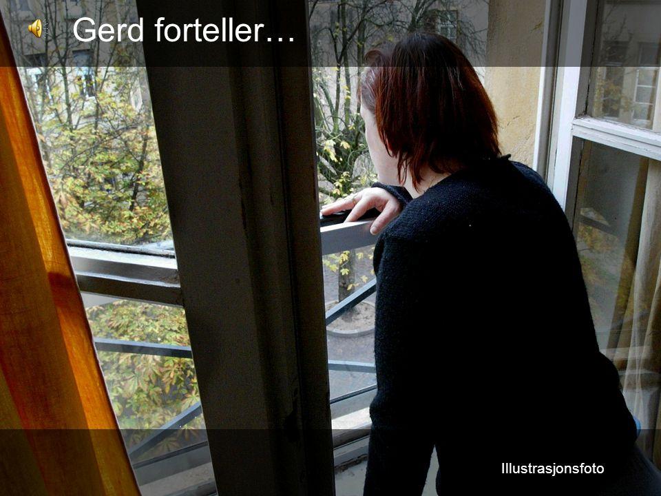 Gerd forteller… Illustrasjonsfoto