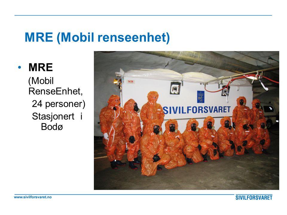 MRE (Mobil renseenhet)