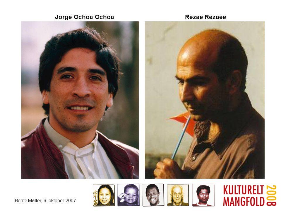 Jorge Ochoa Ochoa Rezae Rezaee