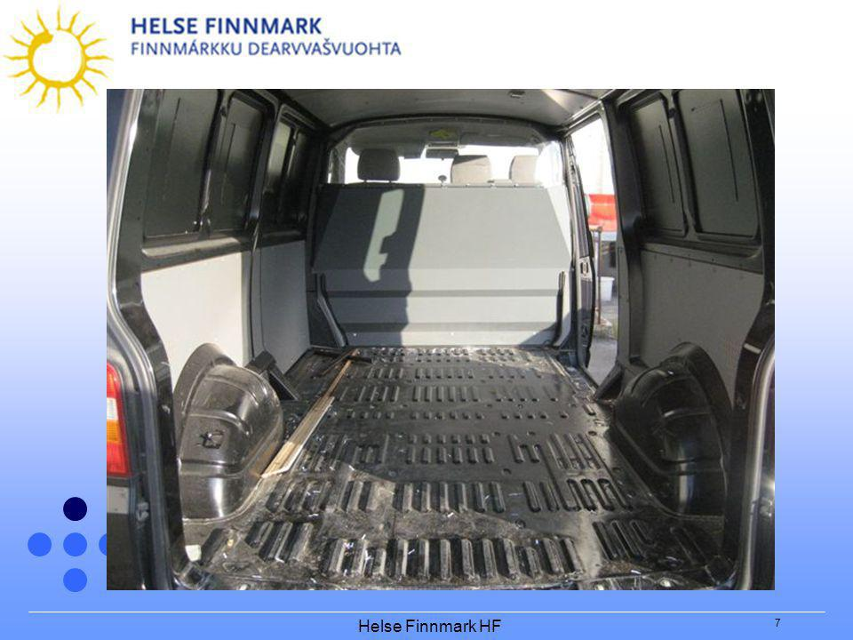 Helse Finnmark HF