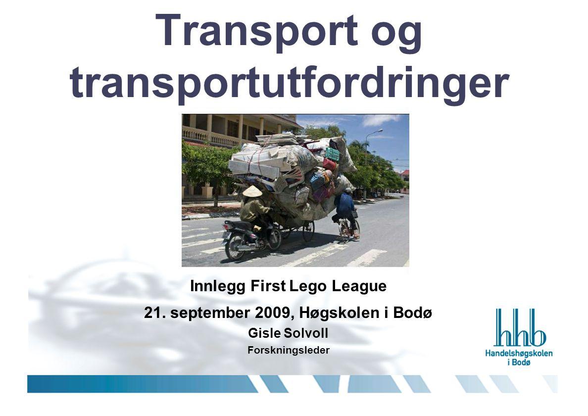 Transport og transportutfordringer