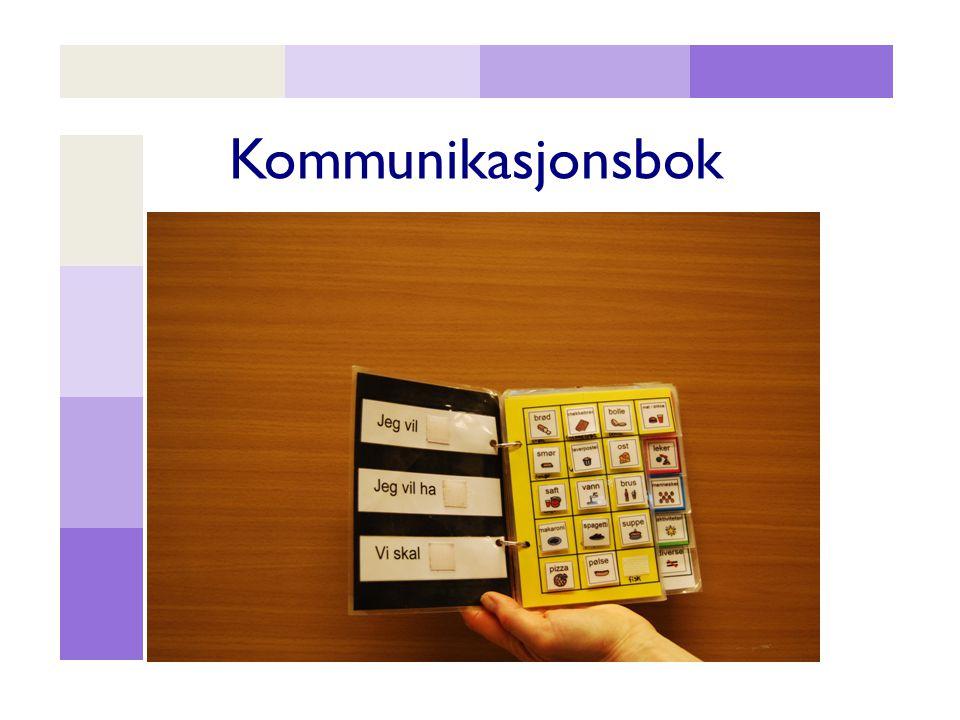 Kommunikasjonsbok