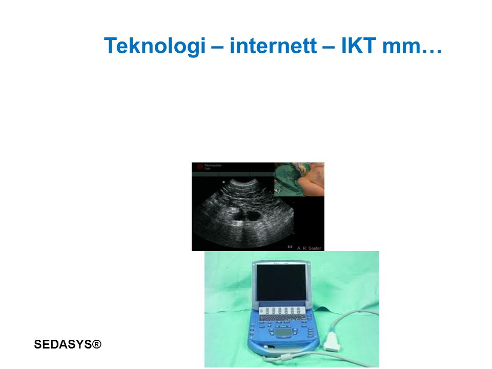 Teknologi – internett – IKT mm…