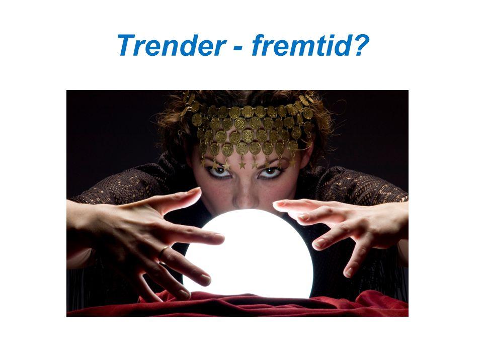 Trender - fremtid