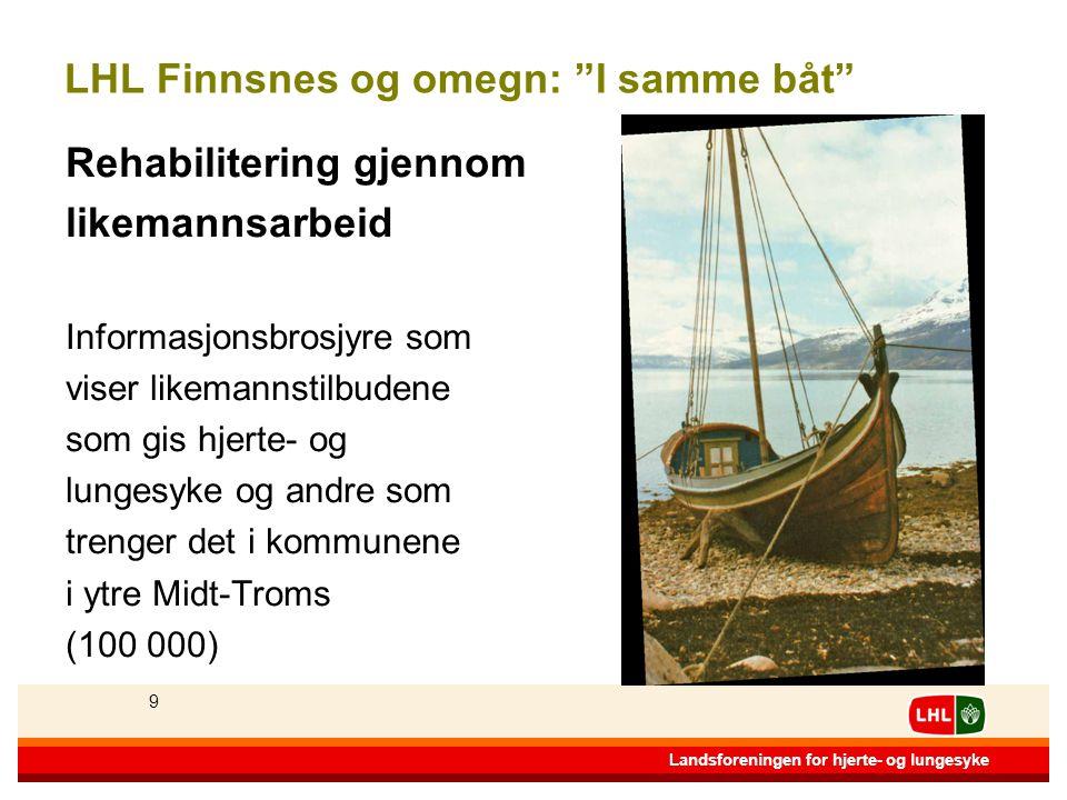 LHL Finnsnes og omegn: I samme båt