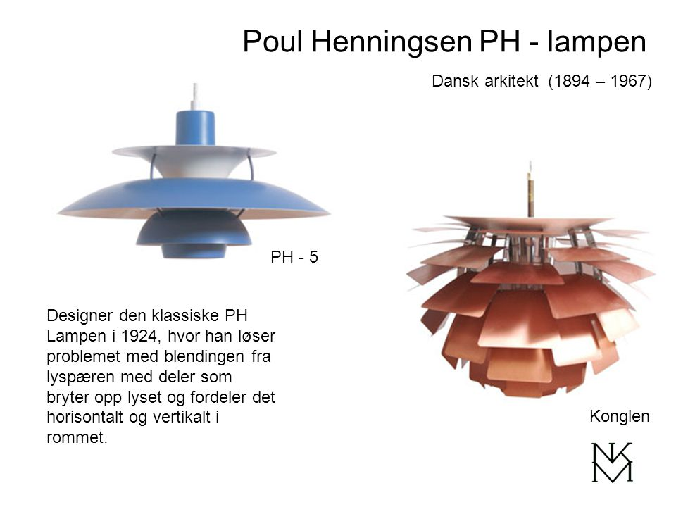 Poul Henningsen PH - lampen