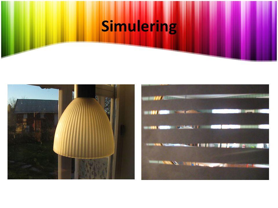 Simulering
