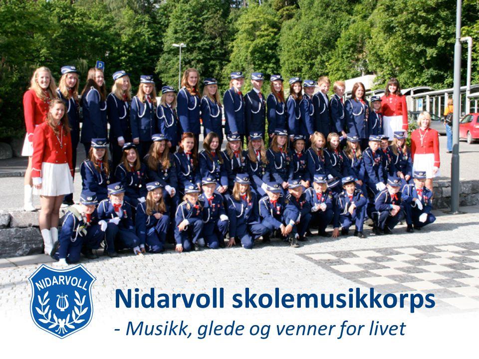 Nidarvoll skolemusikkorps