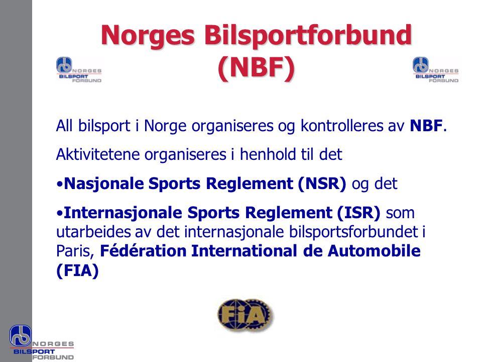 Norges Bilsportforbund (NBF)