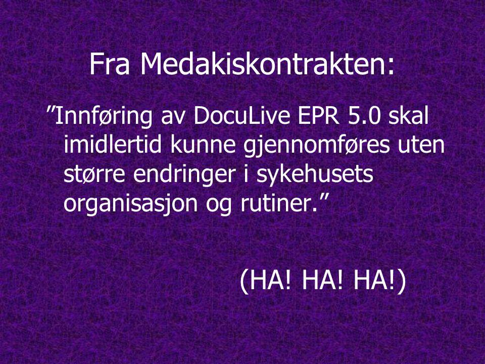Fra Medakiskontrakten: