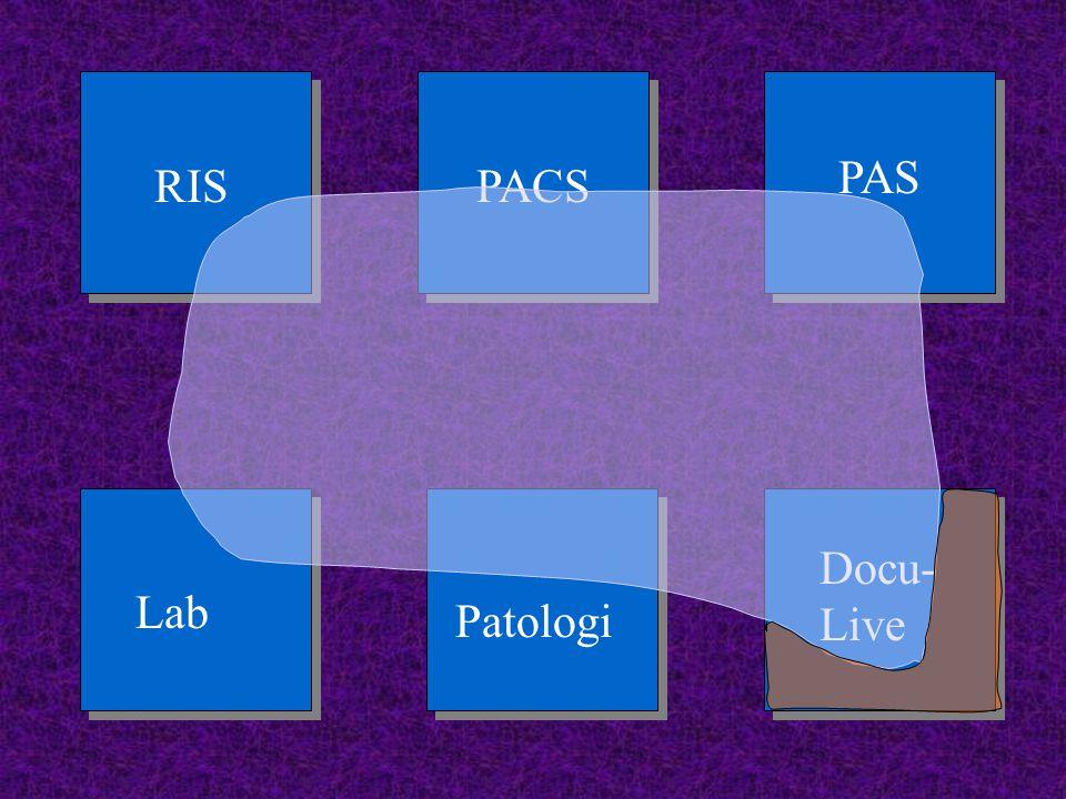 PAS RIS PACS Docu-Live Lab Patologi