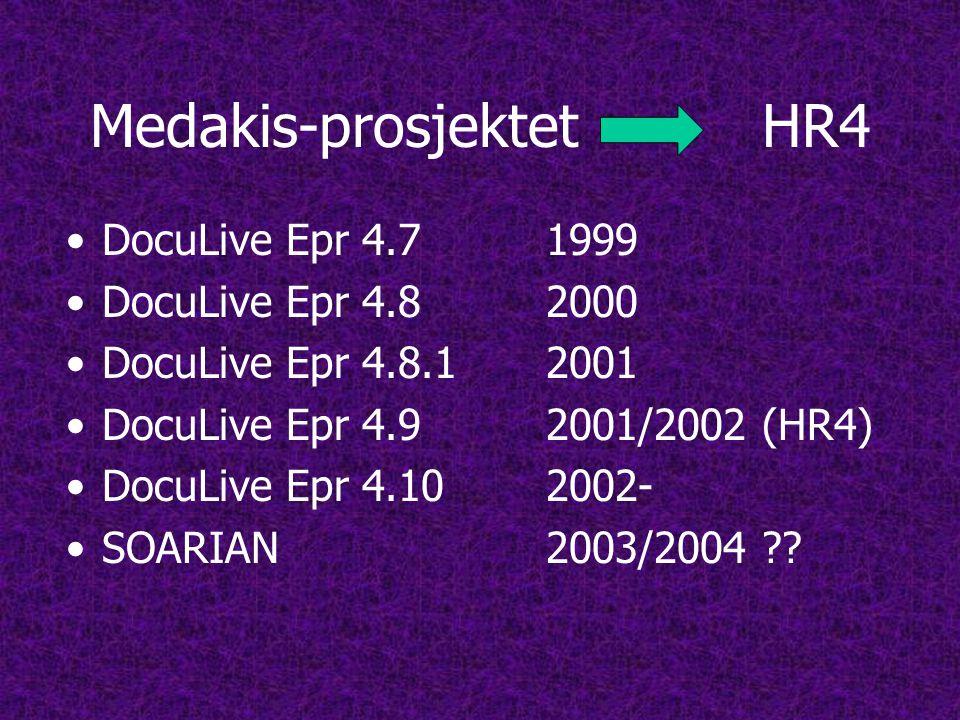 Medakis-prosjektet HR4