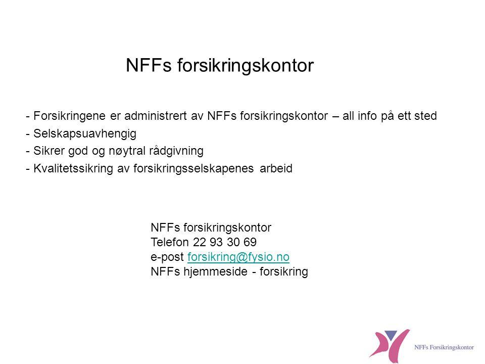 NFFs forsikringskontor