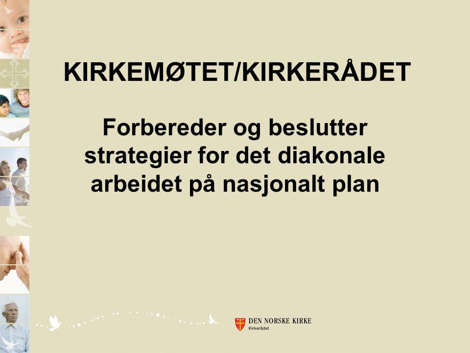KIRKEMØTET/KIRKERÅDET