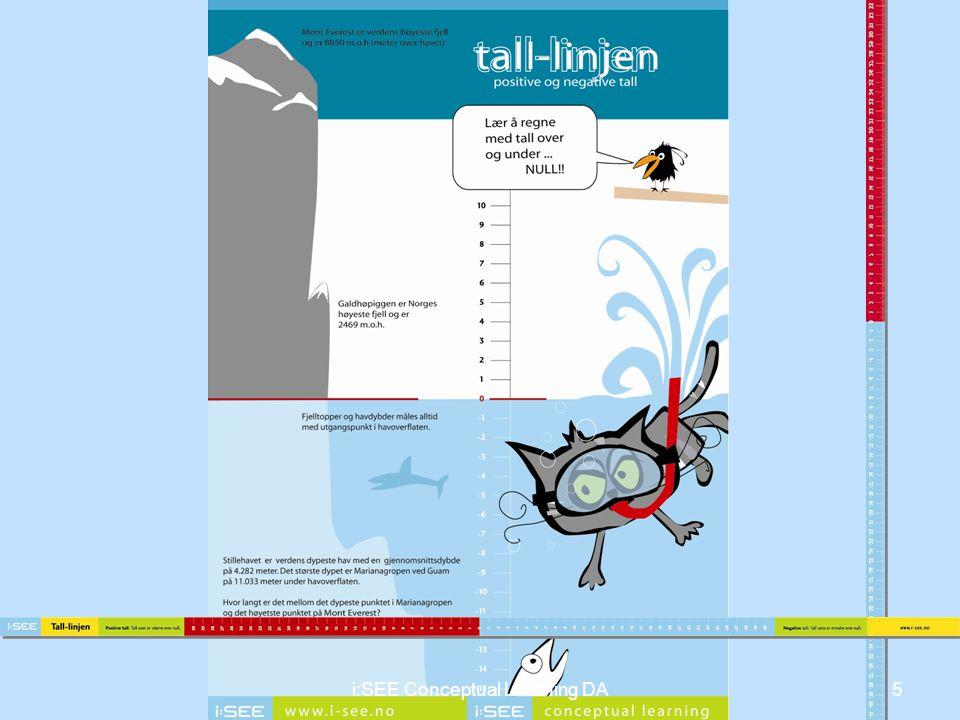 i:SEE Conceptual Learning DA