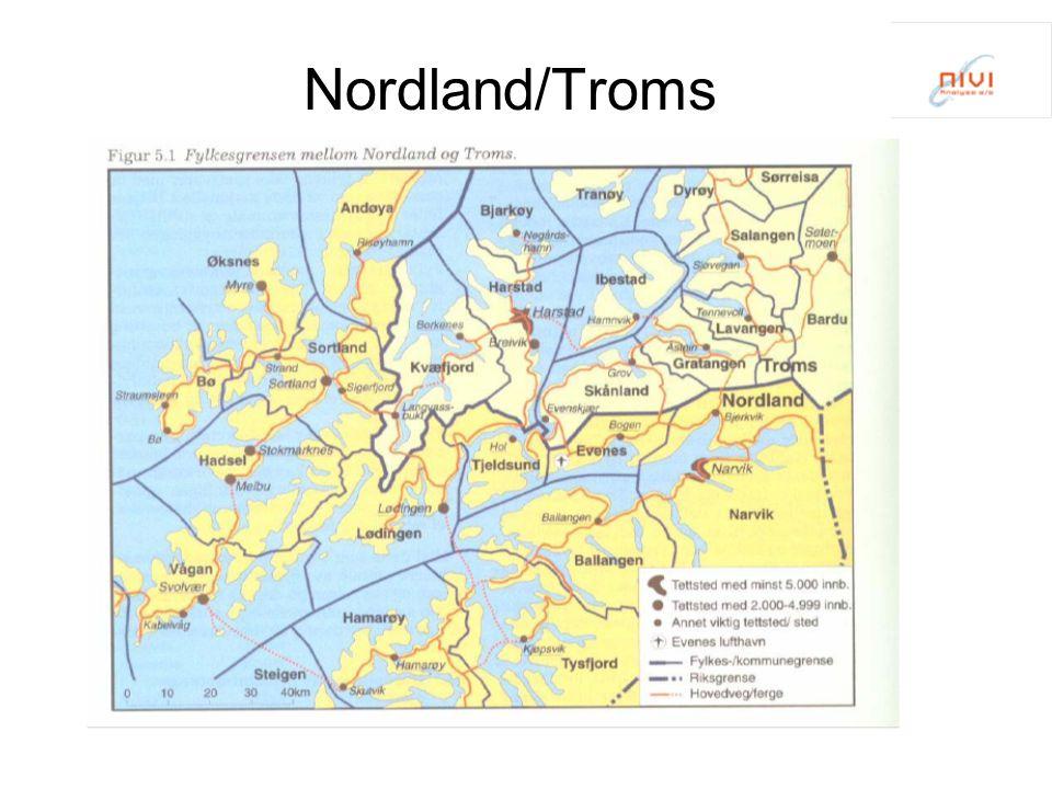 Nordland/Troms