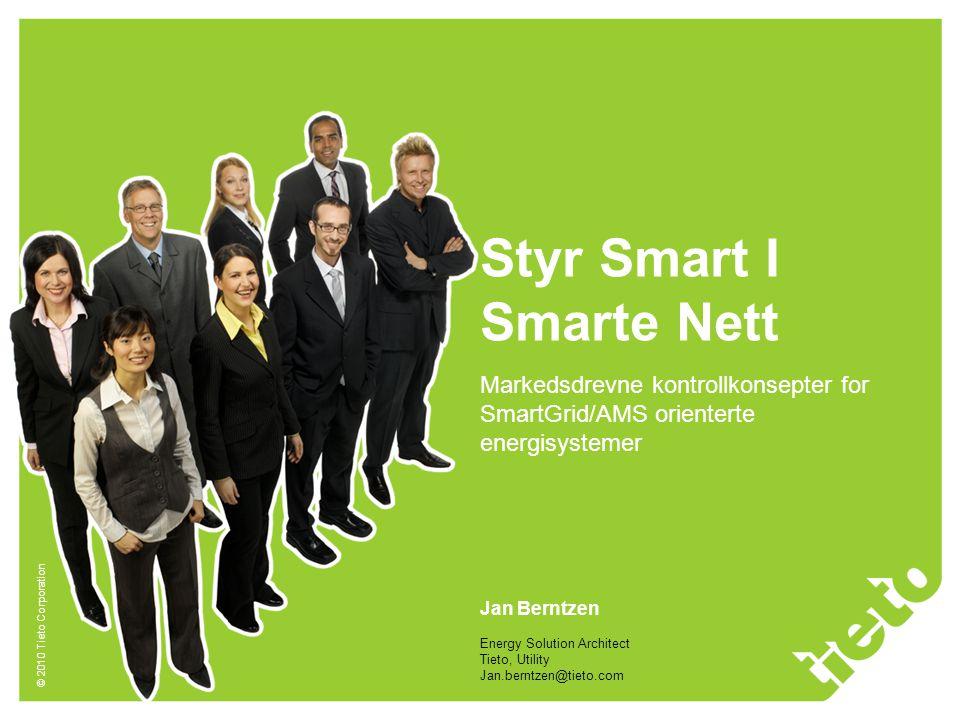 Styr Smart I Smarte Nett