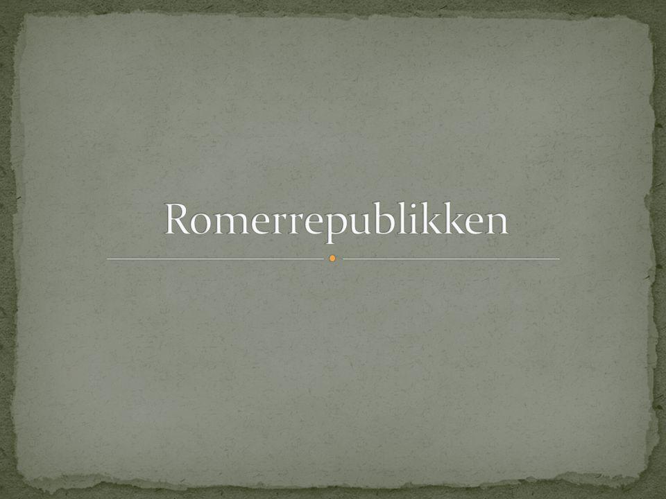 Romerrepublikken
