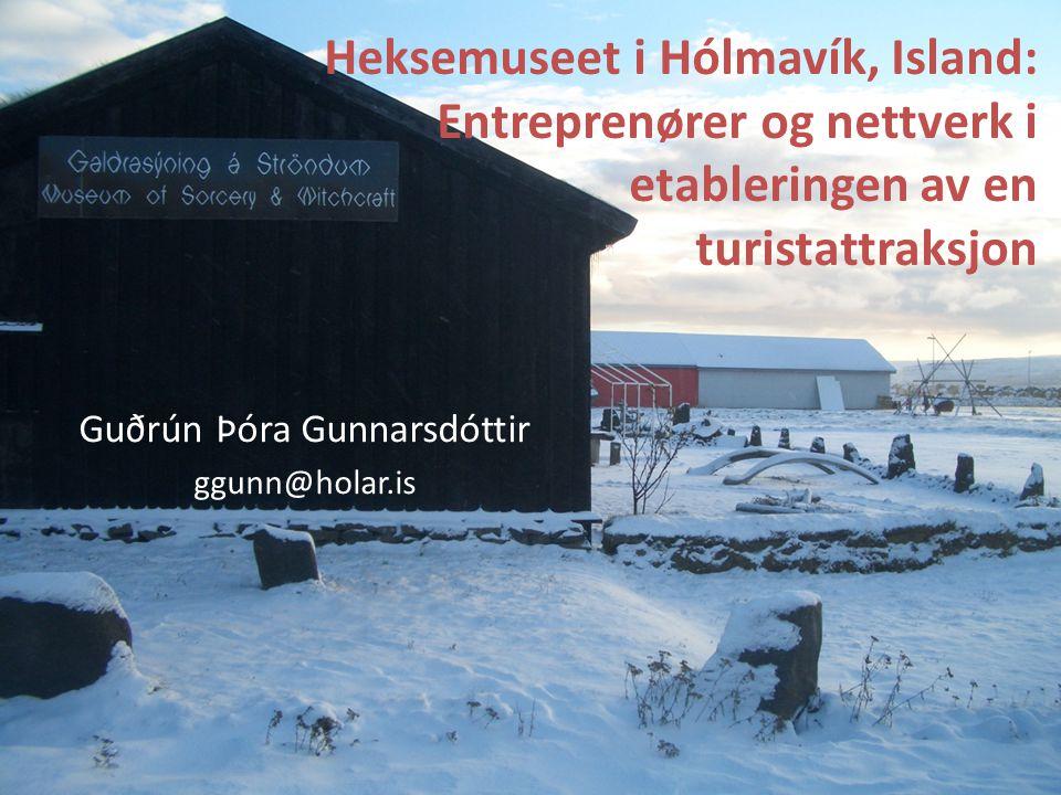Guðrún Þóra Gunnarsdóttir ggunn@holar.is