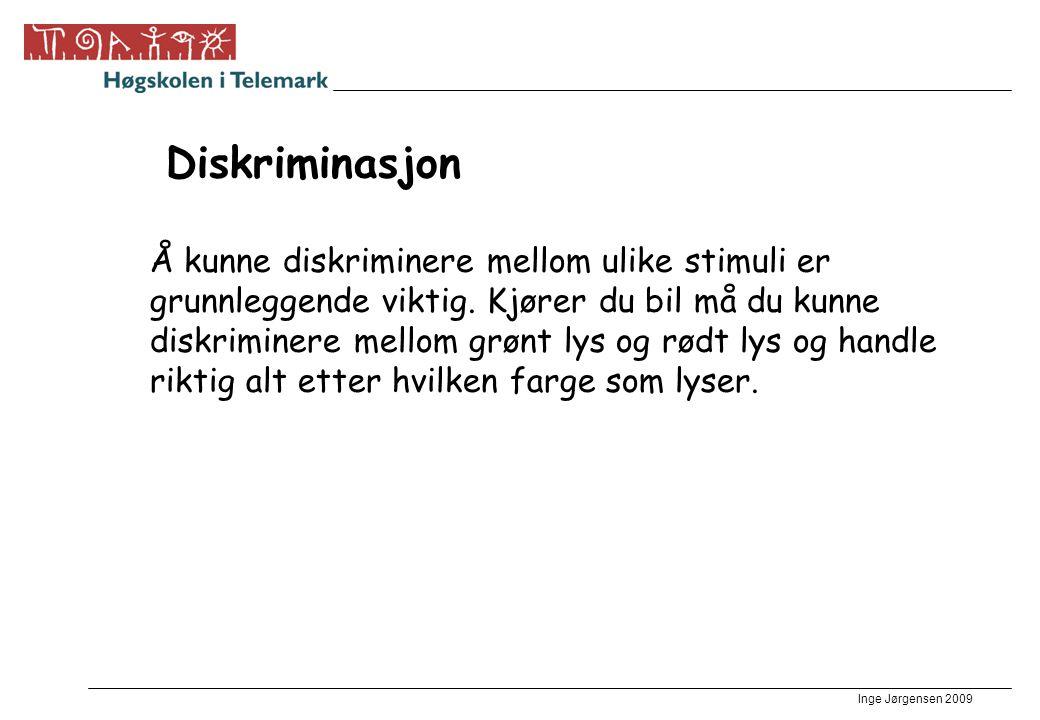 Diskriminasjon