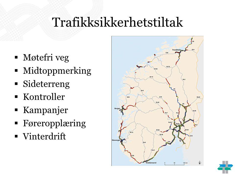 Trafikksikkerhetstiltak