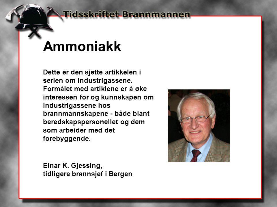 Ammoniakk