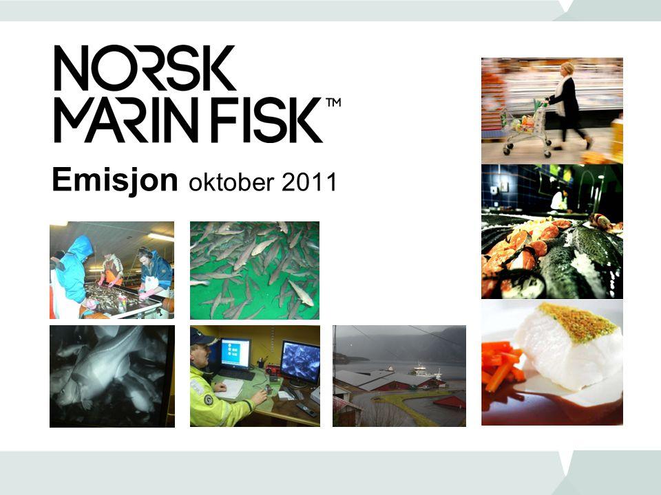 Emisjon oktober 2011