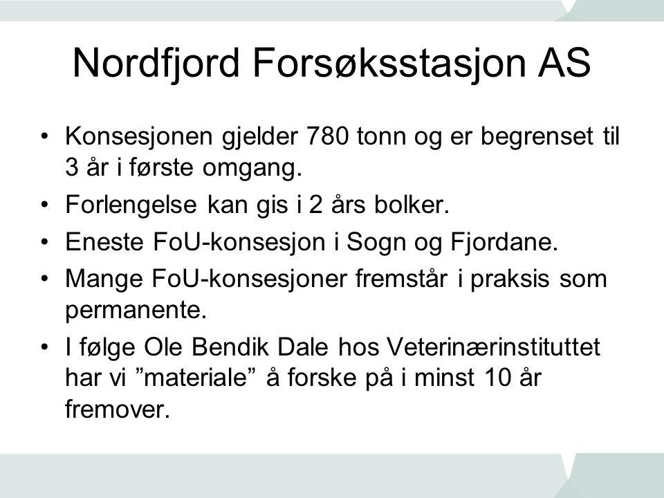 Nordfjord Forsøksstasjon AS