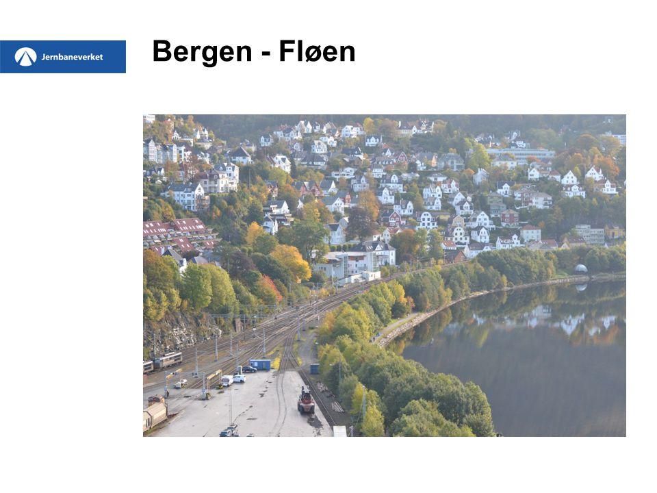 Bergen - Fløen